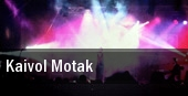 Kaivol Motak The Norva tickets