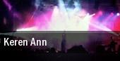 Keren Ann tickets