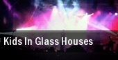 Kids in Glass Houses Newcastle University tickets