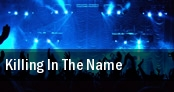 Killing In The Name Kansas City tickets