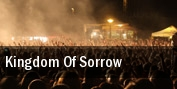 Kingdom of Sorrow tickets