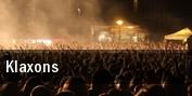 Klaxons Orlando tickets