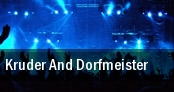 Kruder and Dorfmeister tickets