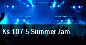KS 107.5 Summer Jam Fiddlers Green Amphitheatre tickets