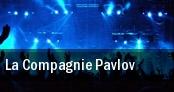 La Compagnie Pavlov tickets