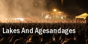 Lakes And Agesandages tickets