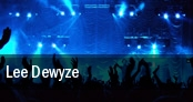 Lee Dewyze Davis Park tickets