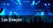 Lee Dewyze tickets