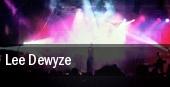 Lee Dewyze Triple Door tickets