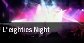 L'eighties Night tickets