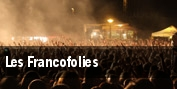 Les Francofolies tickets