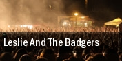Leslie and The Badgers New York tickets