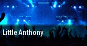 Little Anthony Fayetteville tickets