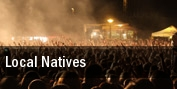 Local Natives Walt Disney Concert Hall tickets