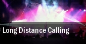 Long distance Calling tickets