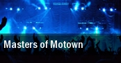 Masters of Motown Springfield tickets