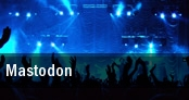 Mastodon Toronto tickets