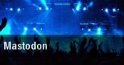 Mastodon Toronto tickets