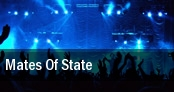 Mates Of State The Urban Lounge tickets