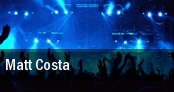 Matt Costa New York tickets
