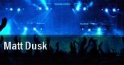 Matt Dusk Anaheim tickets