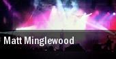 Matt Minglewood Calgary tickets