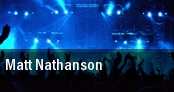 Matt Nathanson Club Sound tickets