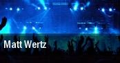 Matt Wertz Philadelphia tickets