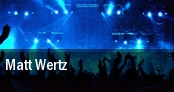 Matt Wertz Pittsburgh tickets