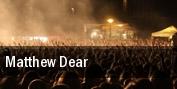 Matthew Dear Ann Arbor tickets