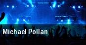 Michael Pollan Van Duzer Theatre tickets