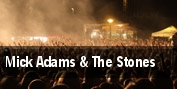 Mick Adams & The Stones tickets