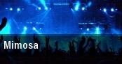 Mimosa Seattle tickets
