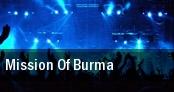 Mission Of Burma Bowery Ballroom tickets