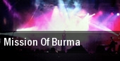 Mission Of Burma Chicago tickets