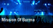Mission Of Burma Paradise Rock Club tickets