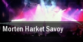 Morten Harket Savoy tickets