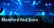 Mumford And Sons Morrison tickets