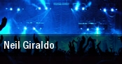 Neil Giraldo tickets