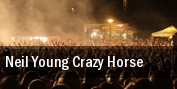 Neil Young & Crazy Horse Petersen Events Center tickets