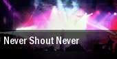 Never Shout Never Bottleneck tickets