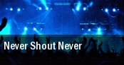 Never Shout Never New York tickets
