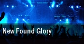 New Found Glory Santa Cruz tickets