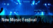 New Music Festival tickets