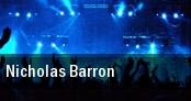 Nicholas Barron Evanston tickets