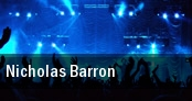 Nicholas Barron tickets