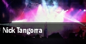 Nick Tangorra tickets
