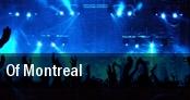 Of Montreal Atlanta tickets