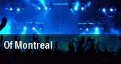 Of Montreal Milwaukee tickets
