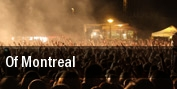 Of Montreal The Crofoot tickets
